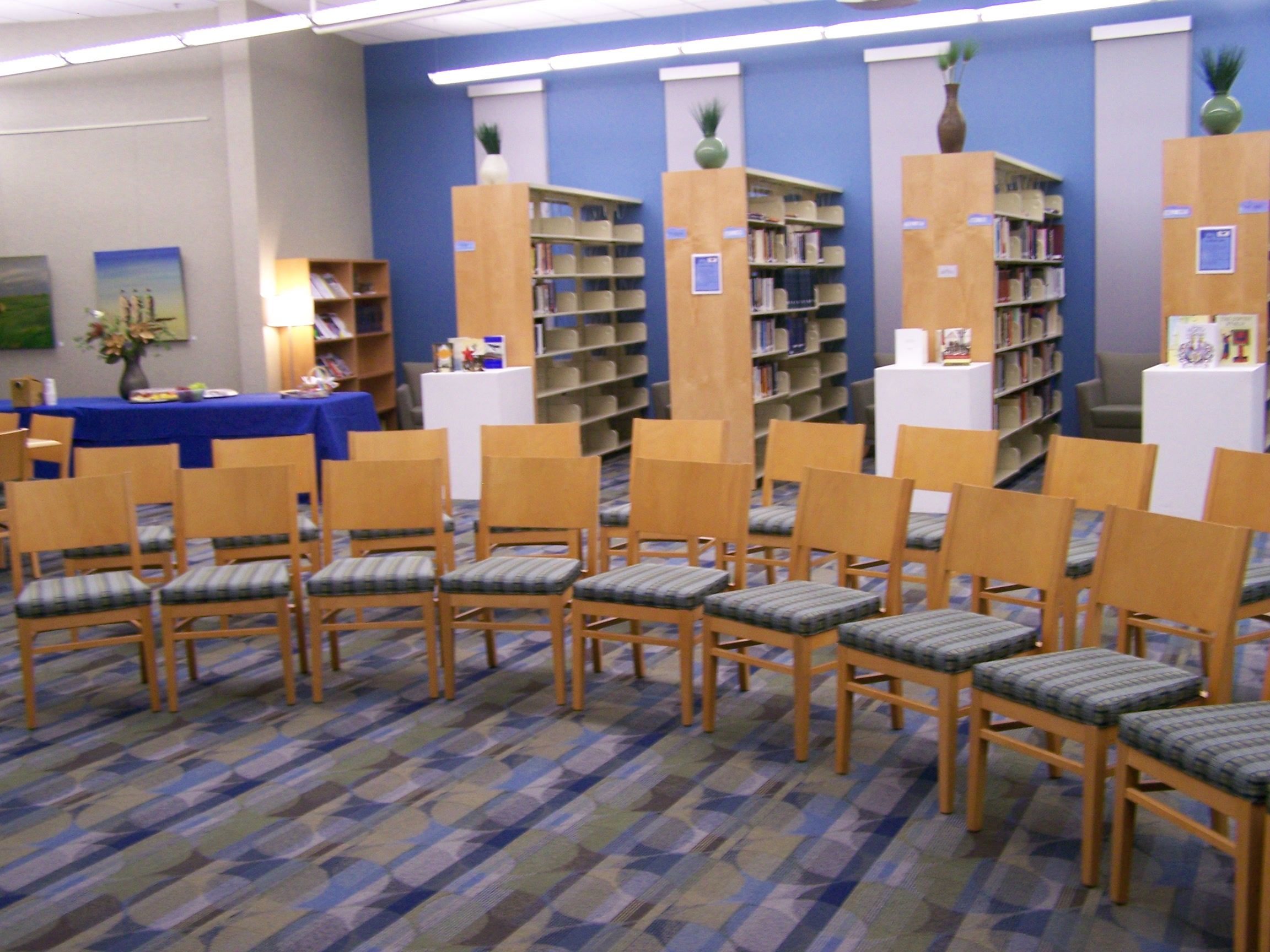 The Library Gallery